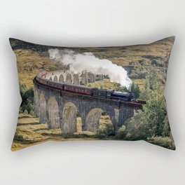 The Hogwarts Express Rectangular Pillow