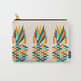 Groovy Pineapple Carry-All Pouch