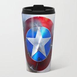 Captain Shield Travel Mug
