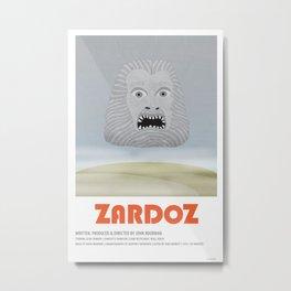 Zardoz (1974) Metal Print