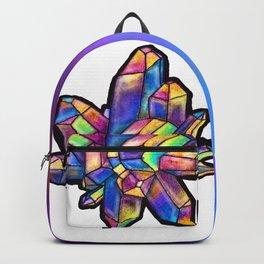 Titanium Crystal Backpack