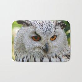 Owl | Chouette Bath Mat