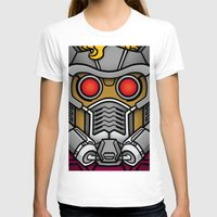 star lord T-shirts featuring Star Lord by Ryan the Foe