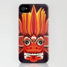 Sri Lankan Fire Demon Slim Case iPhone (4, 4s)