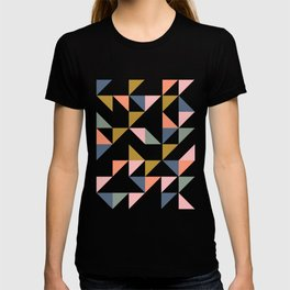 Floating Triangle Geometry T-shirt