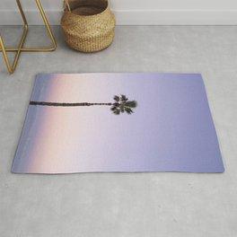 Stand out - ombré violet Rug