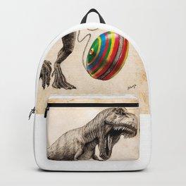 Jurassic yoyo Backpack