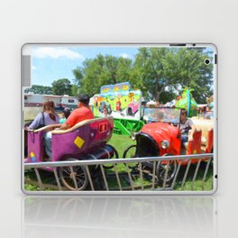 Jalopy Junction Laptop & iPad Skin