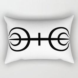 Senju Rectangular Pillow