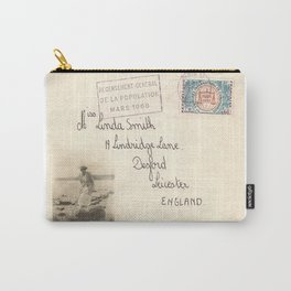 Miss Smith Carry-All Pouch