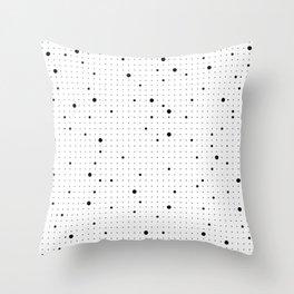 It's Full of Stars Throw Pillow