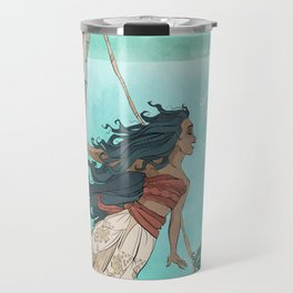 Moana Travel Mug