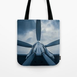 Clear Prop! Tote Bag