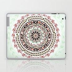 Garden Gemstone Mandala Laptop & iPad Skin