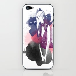 Stevie Nicks iPhone Skin