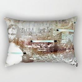 Staples and Portholes Rectangular Pillow