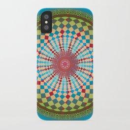 Health Mandala - מנדלה בריאות iPhone Case