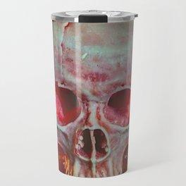Catacomb Culture - Skull Candle Travel Mug