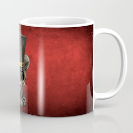 Steampunk Baby Raccoon Coffee Mug
