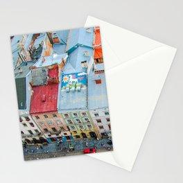panorama Lviv Stationery Cards
