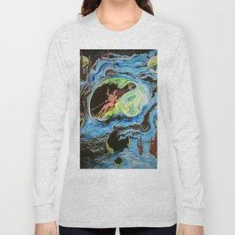 Ethereal Star Long Sleeve T-shirt