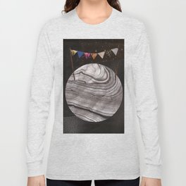 Moon Party Long Sleeve T-shirt