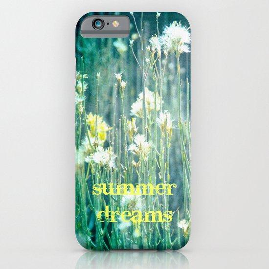Summer Dreams iPhone & iPod Case