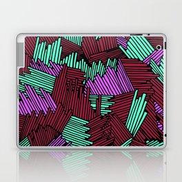 Happy Abstract Nr:03 Laptop & iPad Skin