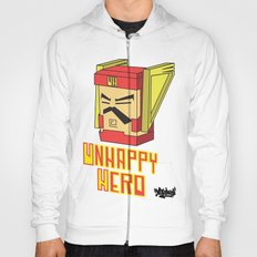 unhappy hero Hoody