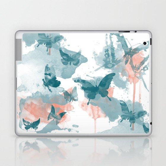 Butterflight Laptop & iPad Skin