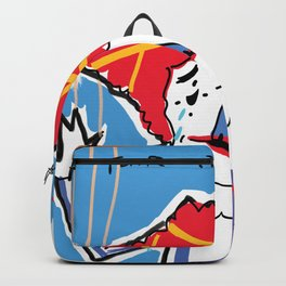 Life of a Clown Backpack