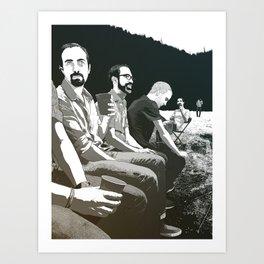 A2 Art Print