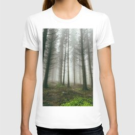 Follow me into the woods T-shirt