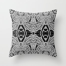 From out pain comes creation. Throw Pillow