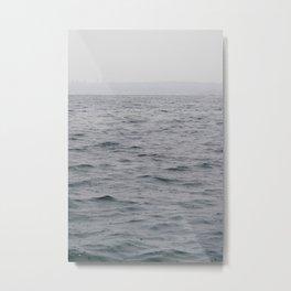 Water 03 Metal Print