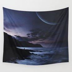 Distant Planets Wall Tapestry
