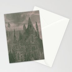 unknown sorroundings Stationery Cards