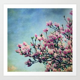 Spring Tree Art Print