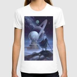 The Temple at the End of Time T-shirt