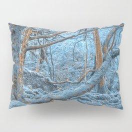 Sapphire Forest Pillow Sham