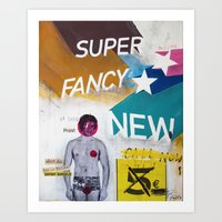 Super fancy new Art Print