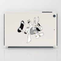 snoopy iPad Cases featuring DWYD, Pups by Polite Yet Peculiar