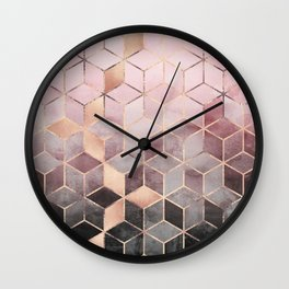 art new style 2018 hot colour comfort iphone skin cover case Wall Clock