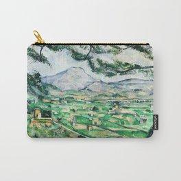 1887 - Paul Cezanne - Mont Sainte-Victoire Carry-All Pouch