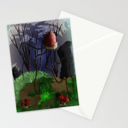 Fungalmorphic Stationery Cards