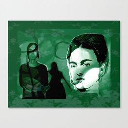 FRIDAmorphosis Canvas Print