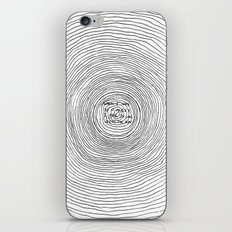 fell in love with the sun iPhone & iPod Skin