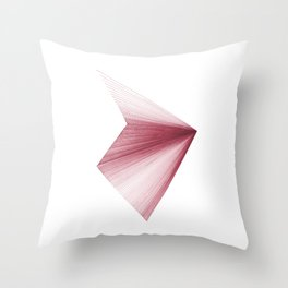 lines vol. 2 Throw Pillow