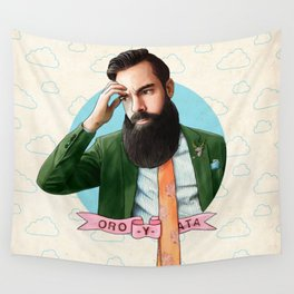 Mr. Montana Wall Tapestry