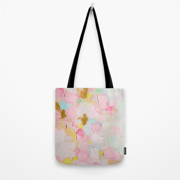 Cotton Candy Dreams Tote Bag
